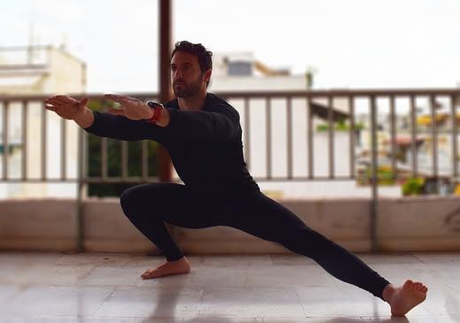 προπόνηση ποδιών με το σωματικό βάρος στο σπίτι
