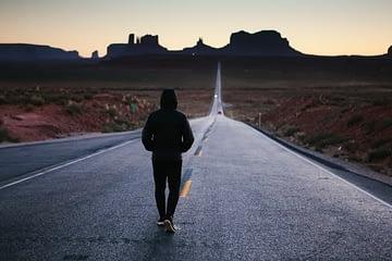περπάτημα και αδυνάτισμα